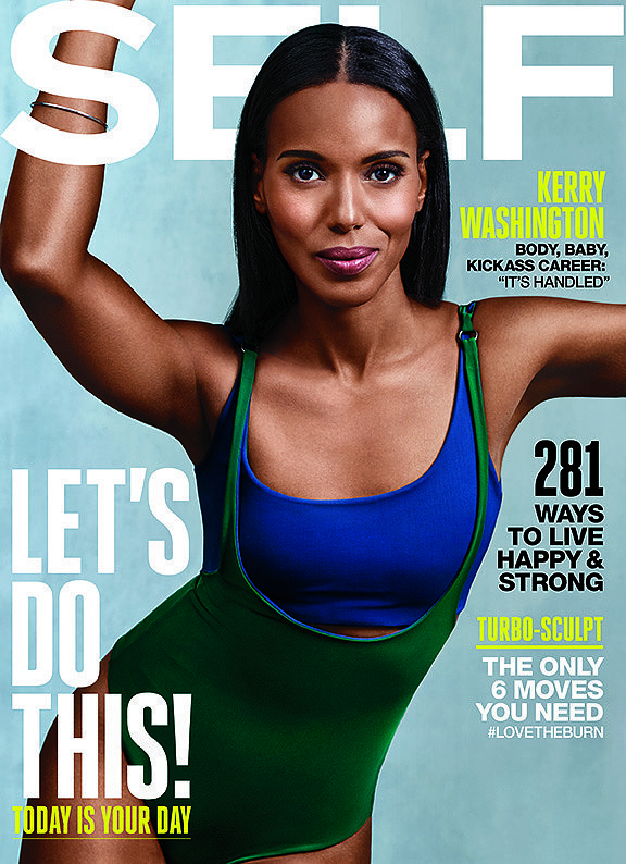 Rutina de ejercicio de Kerry Washington
