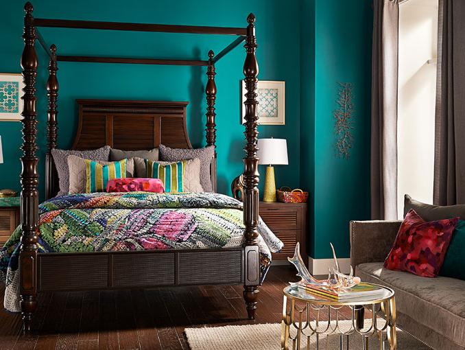 Tendencia de colores para decoraci n de interiores 2015 - Tendencias en colores para interiores 2015 ...